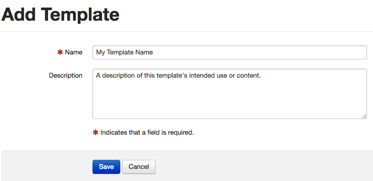 Creating and Managing Templates – MessageGears Support